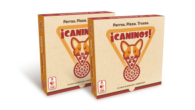 ¡CANINOS! DOBLE