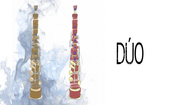 Dúo de dulzaineros (Físico más digital, xml)