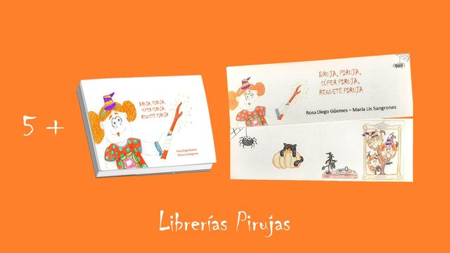 Pack Librerías Pirujas