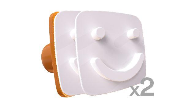 2XHappy Toast Doble Single