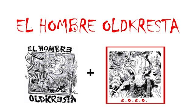 """Pack """"El hombre Oldkresta""""."""