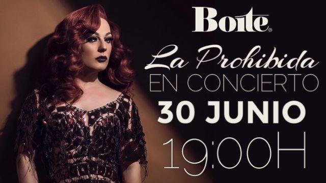 CONCIERTO en BOITE - 30 JUNIO - 19:00H