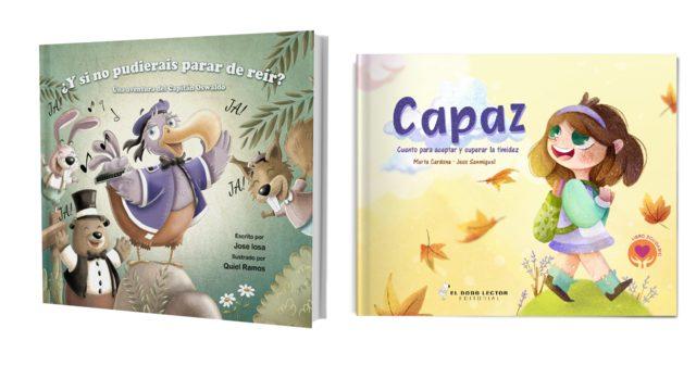 Pack 3 Libros a tu elección + Poster A3 + Recursos del cuento + Envío Premium a Domicilio