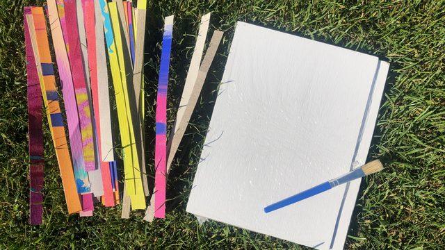 1 Sobre ART KIT FOR KIDS Envio a Estados Unidos incluido
