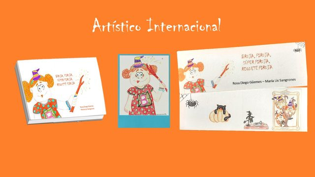 Pack Artístico Internacional