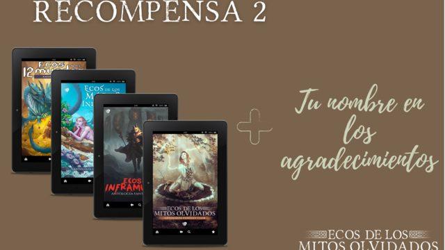 Colección completa saga «ecos» en ebook: 15€