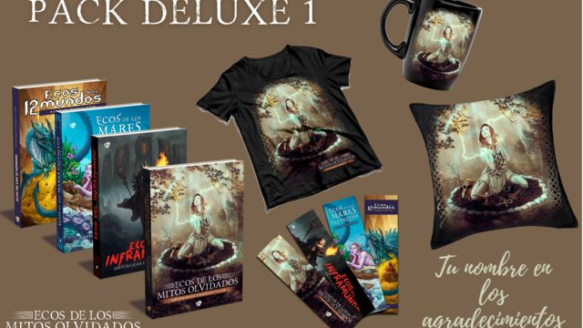 Pack deluxe 1: 90€