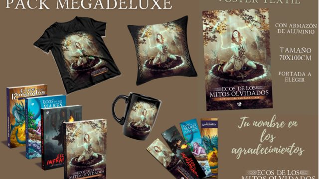Pack megadeluxe: 140€