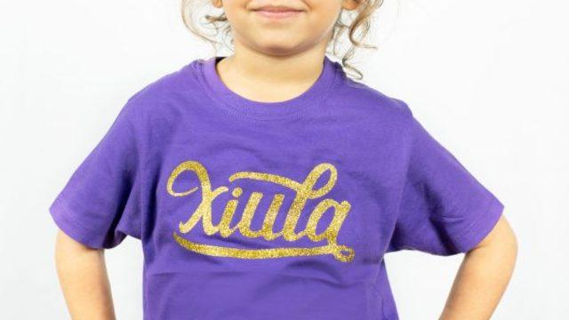 La samarreta més xula de Xiula! (talla infantil)