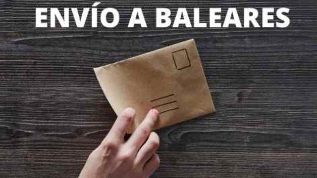 Suplemento envío a Baleares