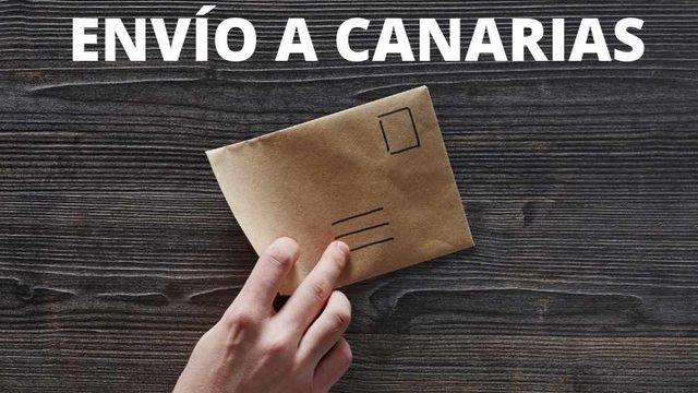 Suplemento envío a Canarias