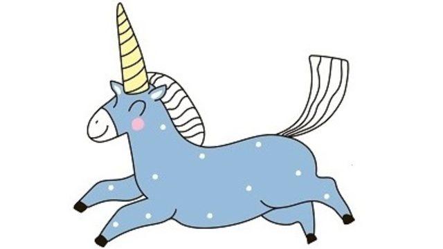 """Mecenas """"Unicornio Azul"""""""