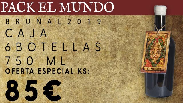 PACK EL MUNDO: BRUÑAL 2019