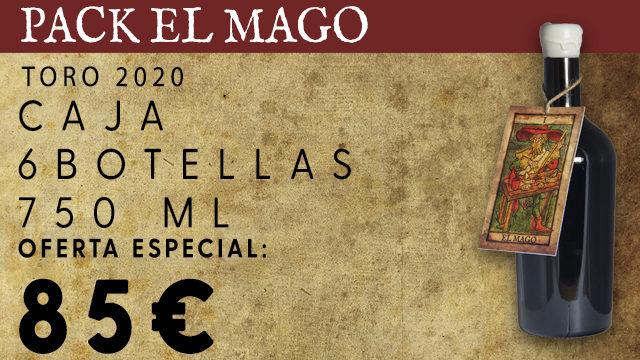 PACK EL MAGO: TORO