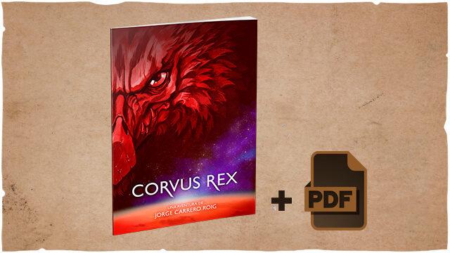 [ADD-ON] Corvus Rex (físico + PDF)