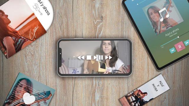 VIDEO DE TU CANCIÓN FAVORITA + DEDICATORIA PERSONALIZADA