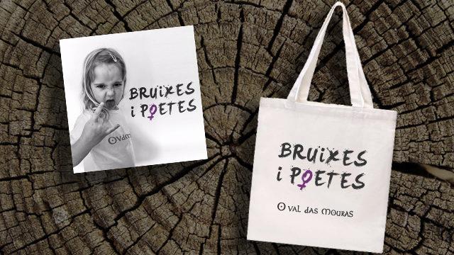 CD 'Bruixes i poetes' + Tote bag