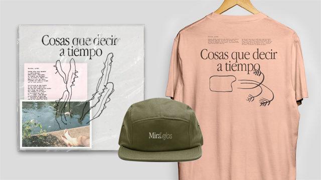 Vinilo + Camiseta + Gorra