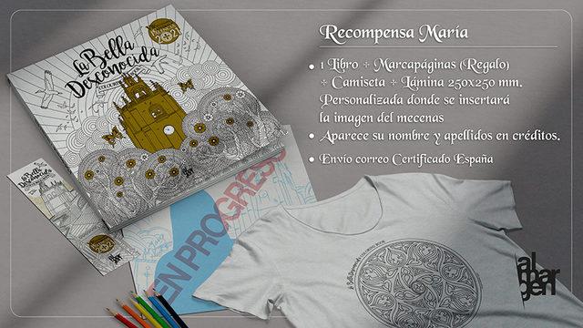 Recompensa María