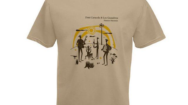 """Descarga digital de """"Nuestro Macondo"""" + 1 Camiseta"""