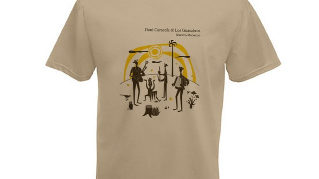 Descarga digital de la Discografía completa + 1 camiseta