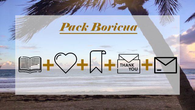 Pack BORICUA