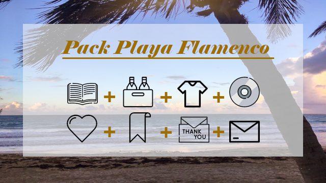 Pack PLAYA FLAMENCO