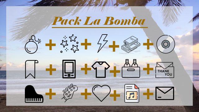 Pack LA BOMBA