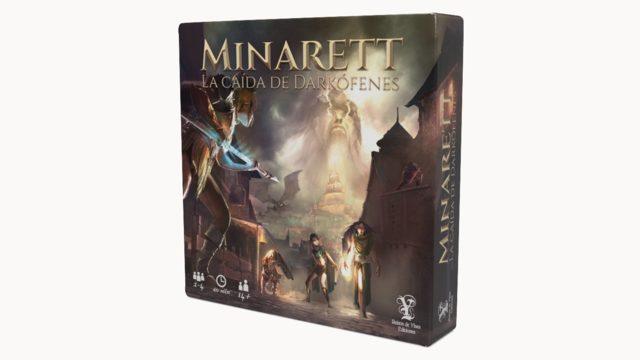 Minarett, la caída de Darkófenes