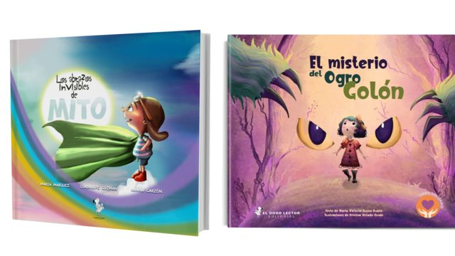 Pack 2 cuentos (Mito + Ogro Golón)