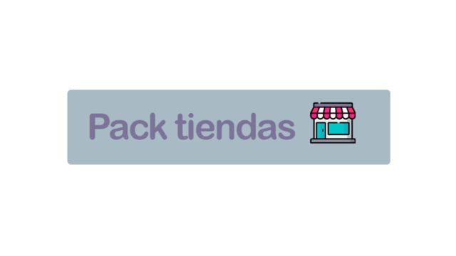 Pack tiendas