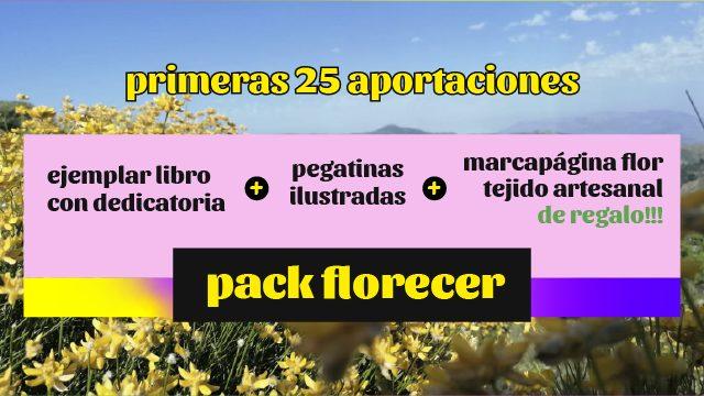 Pack florecer