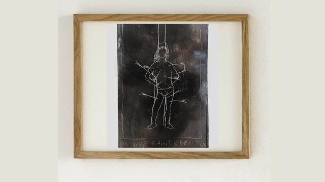 ¡Una obra de arte única! ¡La portada del disco grabada a mano en plomo! 🎨