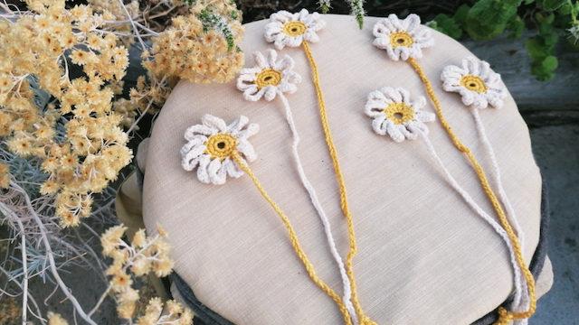 Flores artesanales