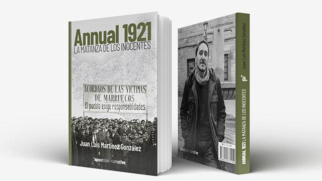 """Libro de papel """"Annual 1921. La matanza de los inocentes"""""""