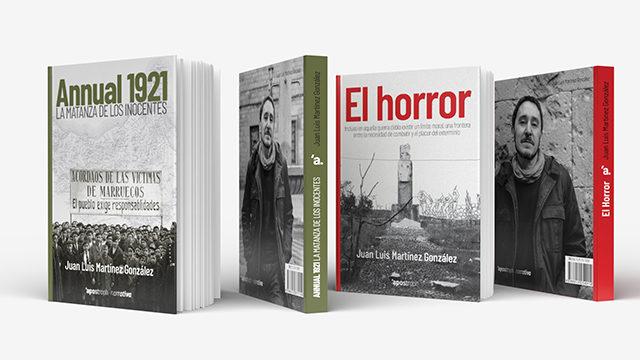"Pack novela histórica: ""Annual 1921"" + ""El horror"""