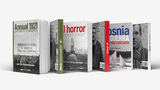 """Pack Historia """"Annual 1921"""" + """"El horror"""" + """"Bosnia, la guerra que no nos contaron"""""""