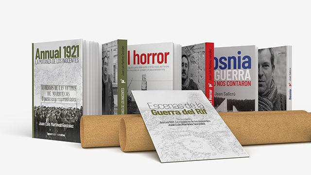 """Pack Historia Plus: """"Annual 1921"""" + """"El horror"""" + """"Bosnia, la guerra que no nos contaron"""" + Postales + Posters"""