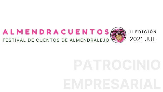 Patrocinio Empresa + bolsa + Álbum audio cuentos + Chapa