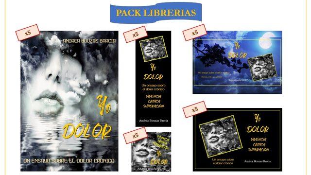 Pack LIBRERIAS