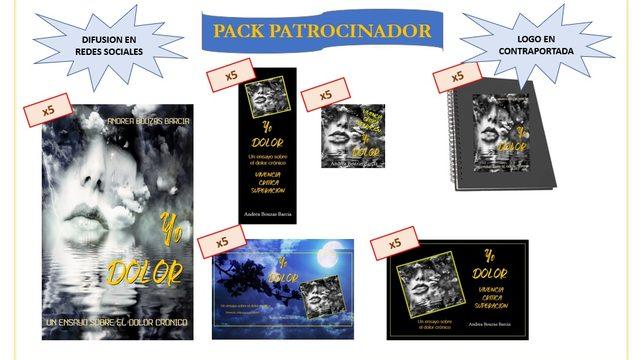Pack PATROCINADOR