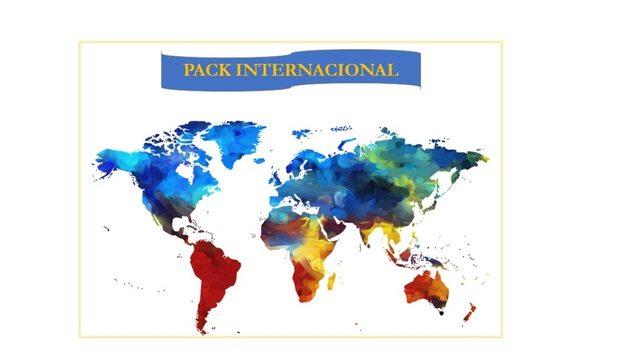 Pack ENVIO INTERNACIONAL