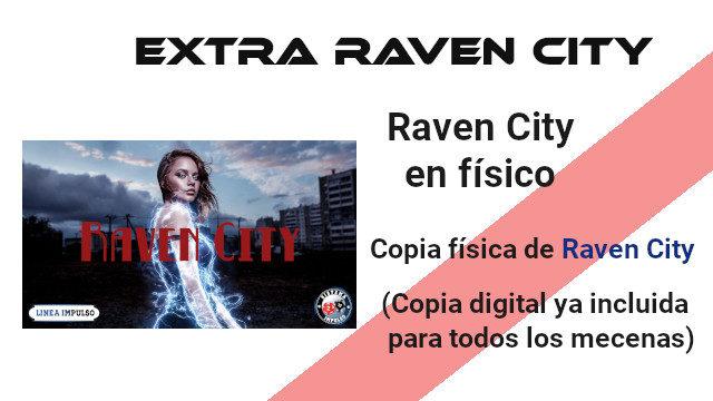 [Addon] Raven City en físico