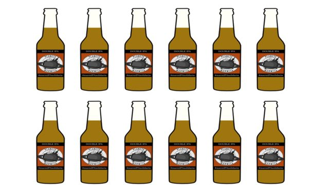Pack 12 cervezas IPA artesanas