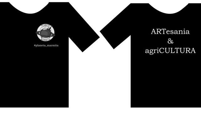 2 Camisetas solidarias