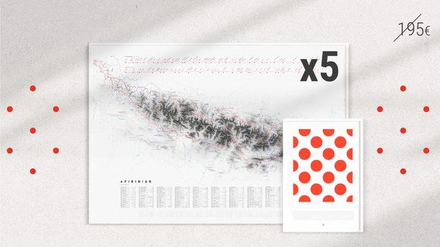 x5 Pack Bicicleta