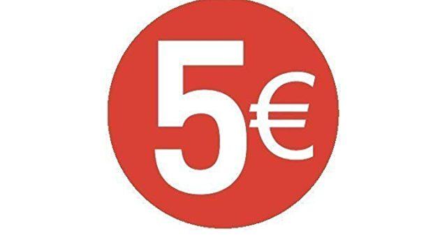 Aportación de 5€