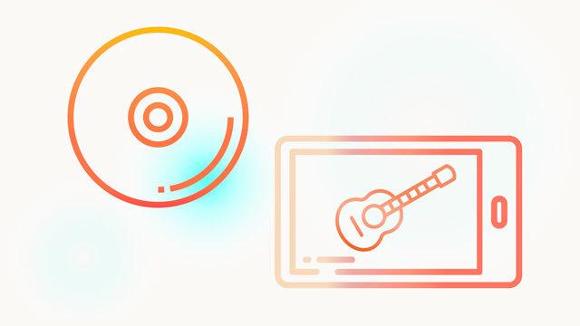 CD Edición Especial y Concierto Online exclusivo