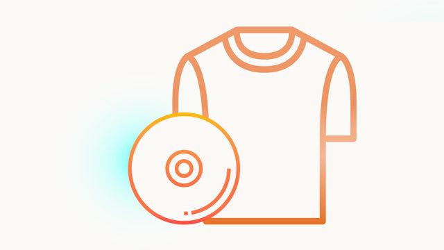 CD Invicto: Edición Especial + Camiseta