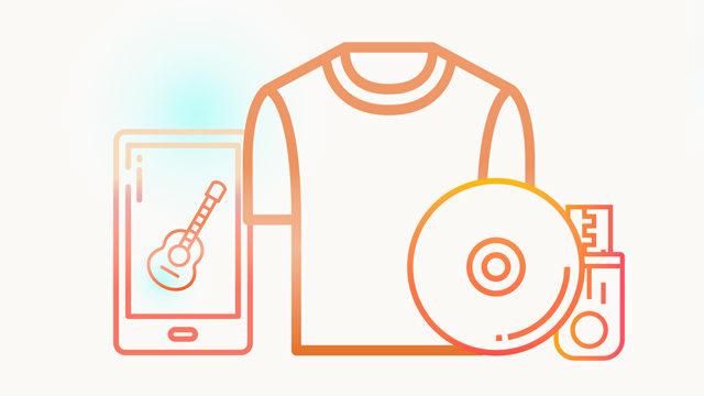 Pack Invicto: CD + USB + Concierto Online + Camiseta + Descarga